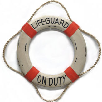 Deluxe Ring Buoy - Life Ring by Jim Buoy, Cal June | USCG ...